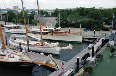 Nyc Boat Tours Chelsea Piers