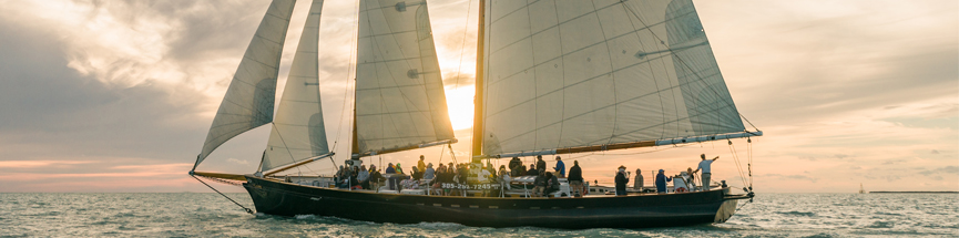 Key West Valentine's Day Sunset Sail | Classic Harbor Line